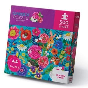 Puzzle Jardín secreto