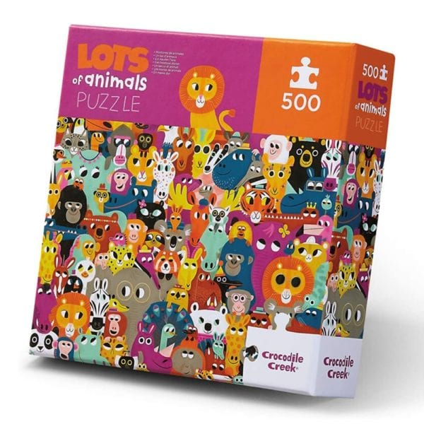 Boxed lots of animals