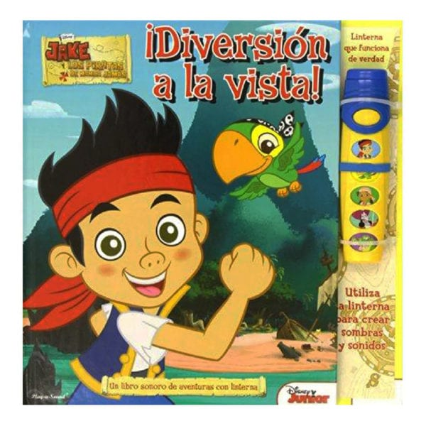 Libro Jake Diversion a la Vista