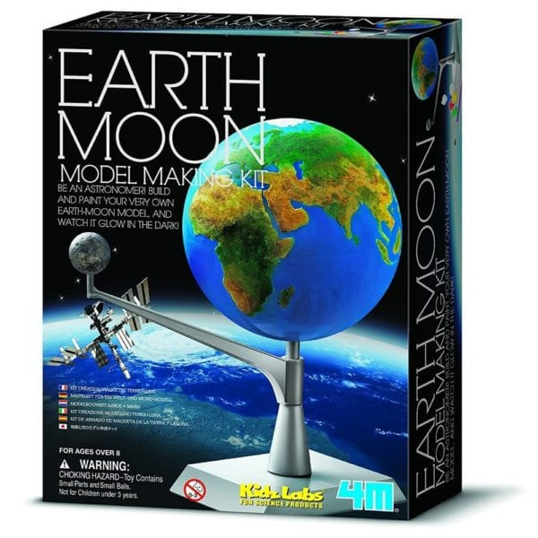 KIDZ LABS / EARTH-MOON MODEL MAKING KIT