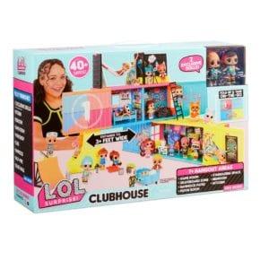 LOL Surprise Casa Club con más de 40 sorpresas y 2 muñecas exclusivas Colombia