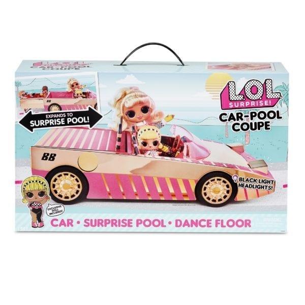 LOL surprise Car Pool con Muñeca Exclusiva Colombia