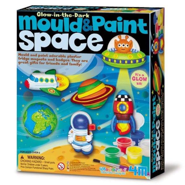 MOULD & PAINT GLOW SPACE 4M