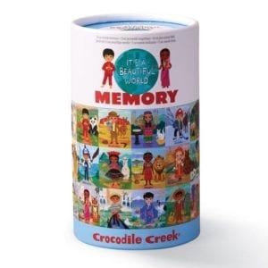 juego de memoria crocodile creek
