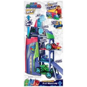 Pj Masks Cuartel Mobil Transformable 2 en 1 Colombia