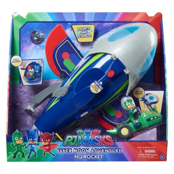 Pj Masks Super Moon Cohete de Aventuras Colombia