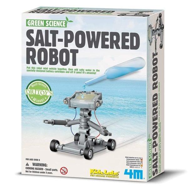 GREEN SCIENCE / SALT POWERED ROBOT