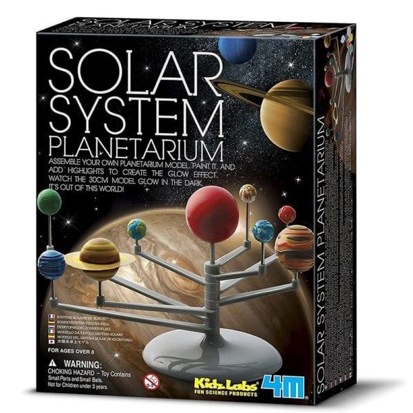 KIDZ LABS / SOLAR SYSTEM PLANETARIUM