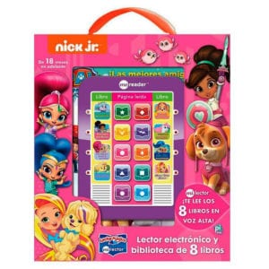 Libro Lector Electronico Nick Jr
