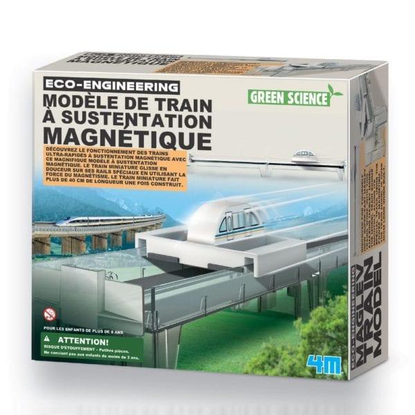 MAGLEV TRAIN MODEL 4m