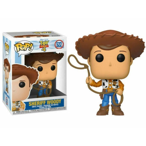 Funko Pop Sheriff Woody