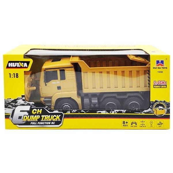 Camión a Control Remoto de Construcción