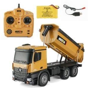 Dump Truck a Control Remoto Huina