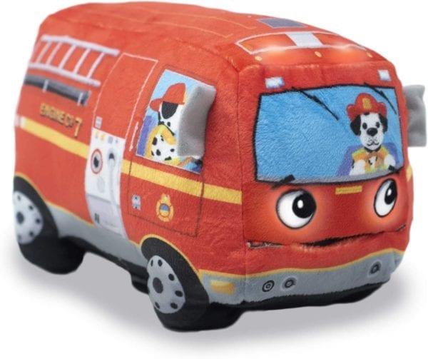 Camion de bomberos Musical