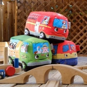 Tren choo-choo-chuck musical