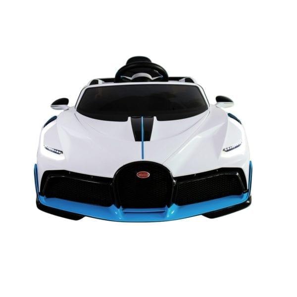 Carro Montable Eléctrico para Niños Bugatti Divo