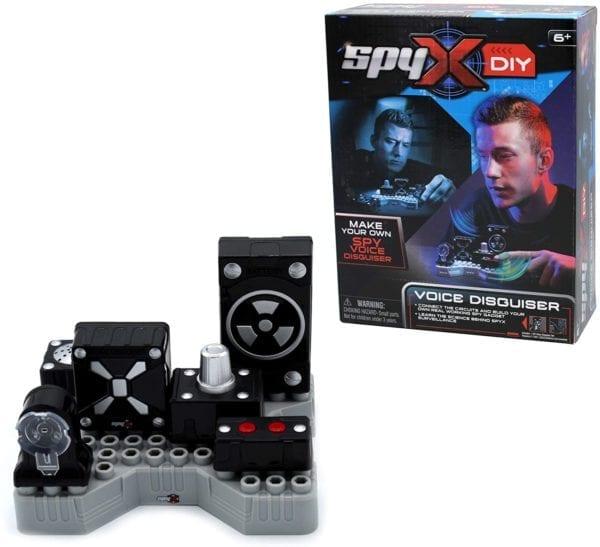 Distorsionador de voz para espiar Spyx