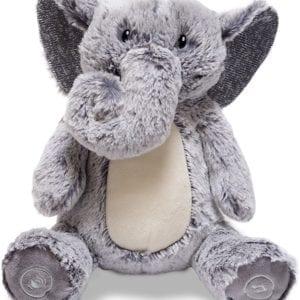 Elefante con luces y sonidos relajantes
