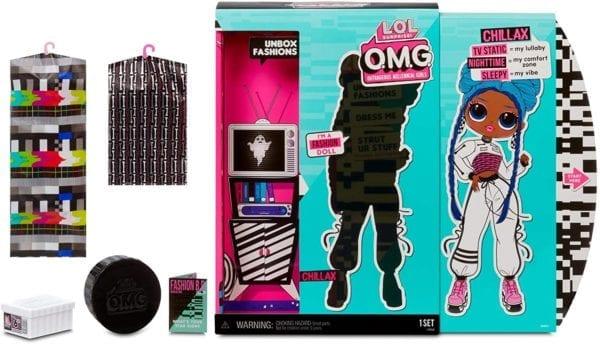 Comprar Muñeca Lol OMG Chillax Colombia