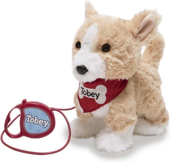 Tobey el perrito paseador