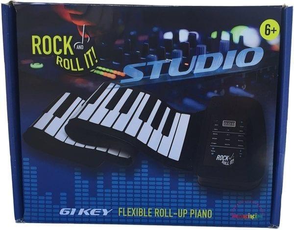 Piano estudio eléctrico