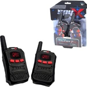 Walkie talkies Spy X