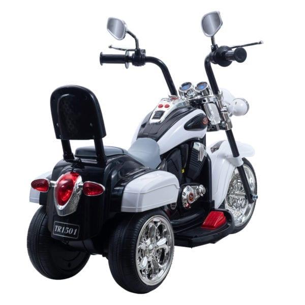 Moto Tipo Harley Chopper Style 3 Ruedas Montable para niños