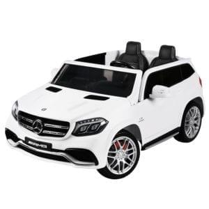 Carro Montable Electrico MErcedes Benz 12 V y 2 puestos para niños Colombia