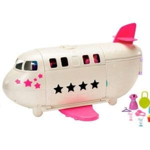 Avion de Polly Pocket