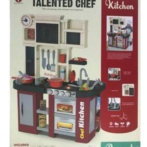 Cocina de Chef