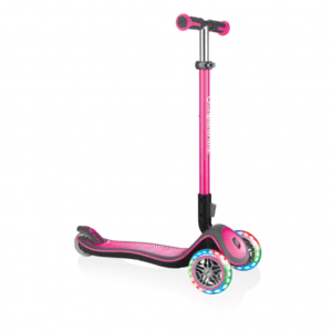 Patineta Globber Elite Con Luces Led 2