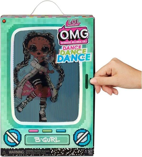 Comprar Muñeca LOL Surprise OMG Dance Dance Dance B-Gurl Colombia