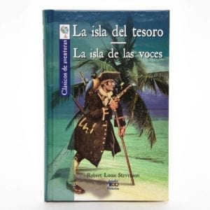 Libro La Isla del Tesoro, La Isla De Las Voces