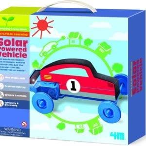 Vehiculo De Energia Solar 4M