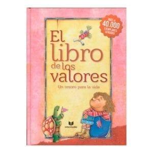 El Libro De Los Valores Un Tesoro Para La Vida 1
