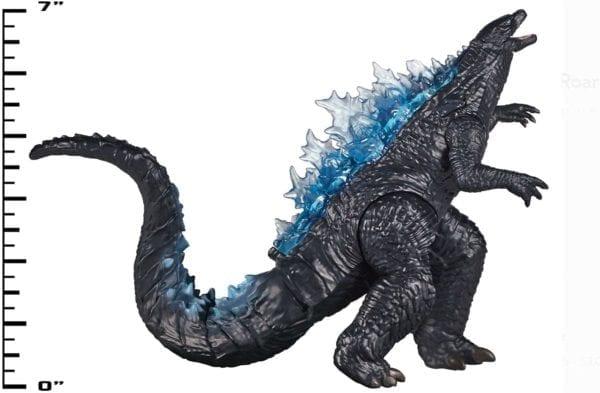 Figura De Godzilla Con Sonido De la Pelicula Godzilla Vs Kong