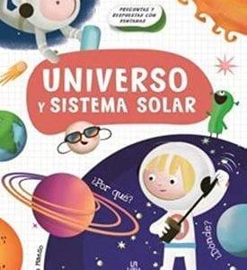 libro Infantil Universo Y Sistema Solar