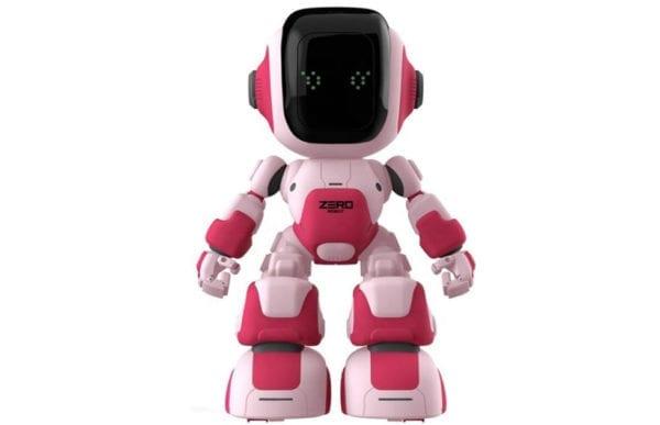 Robot Zero Rosado Con Realidad Aumentada