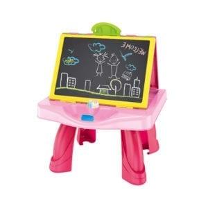 mesa de aprendizaje y actividades interactivas