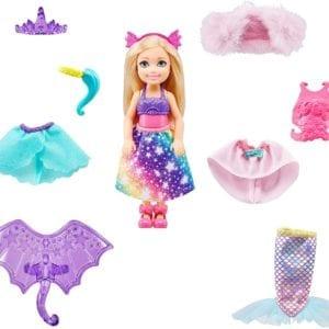 Barbie chelsea Set De Disfraces Dreamtopi