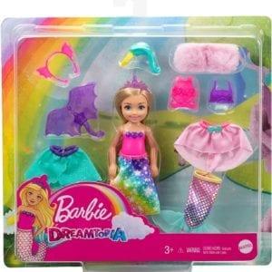Barbie chelsea Set De Disfraces Dreamtopia
