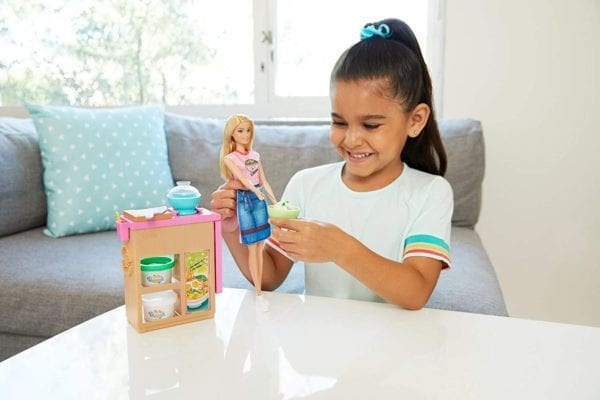 Barbie Cocina De Fideos
