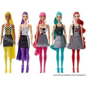 Barbie Color Revea