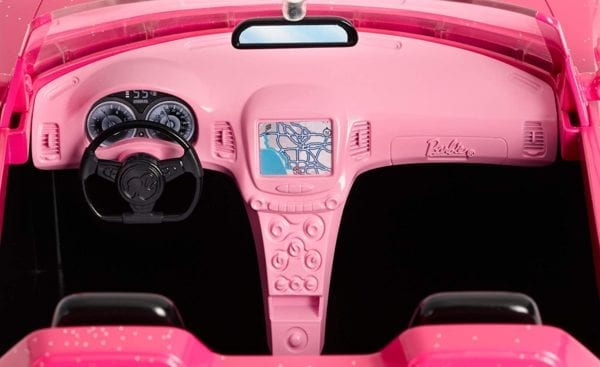 Barbie Convertible Glam