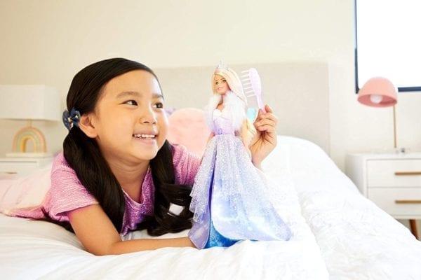 Barbie Dreamtopia Princesa vestido Mágico