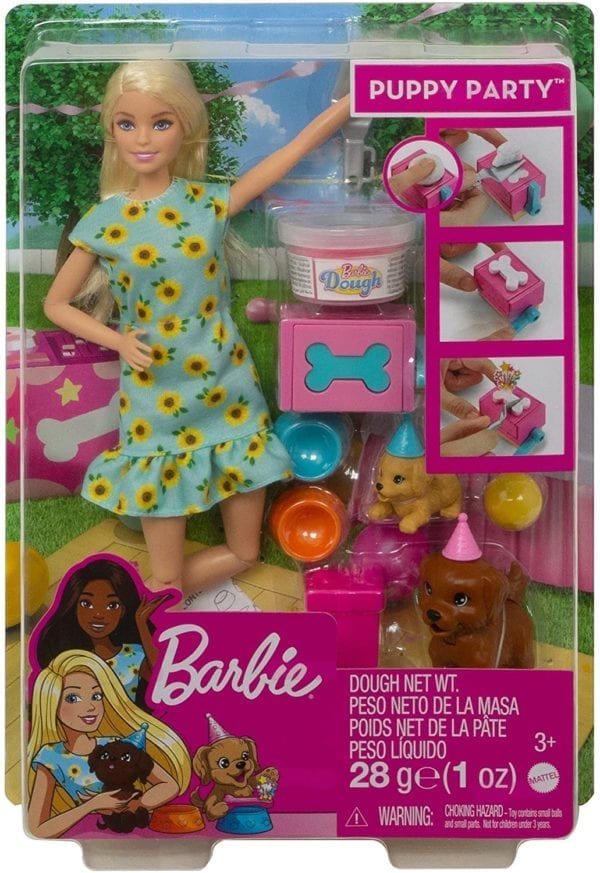 Barbie Fiesta De Perritos