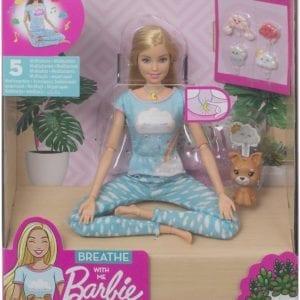 Barbie Medita Conmigo