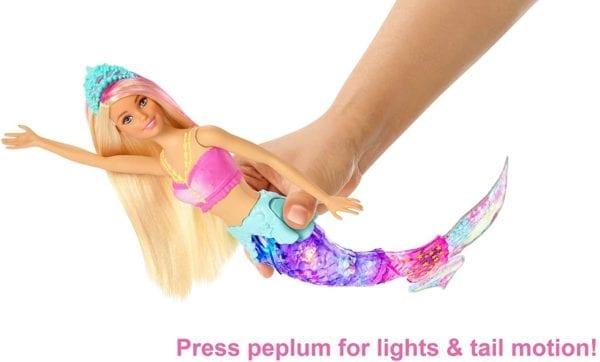 Barbie Sirena Brillante Dreamtopia