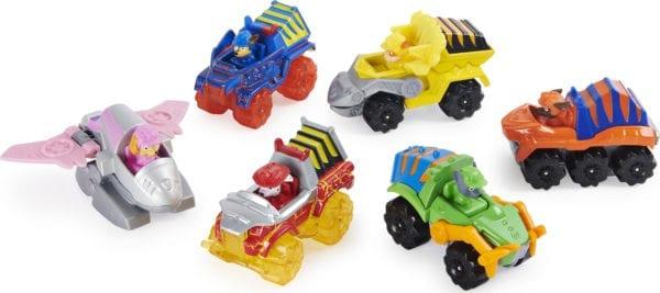 Set De Vehículos De Paw Patrol