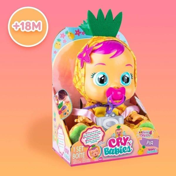 Cry Babies Tutti Frutti Pia